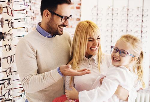 Cum alegem ramele de ochelari pentru copii?